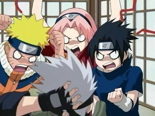 Naruto: Season 2 – Episode Gotta See! Gotta Know! Kakashi-Sensei's True Face!