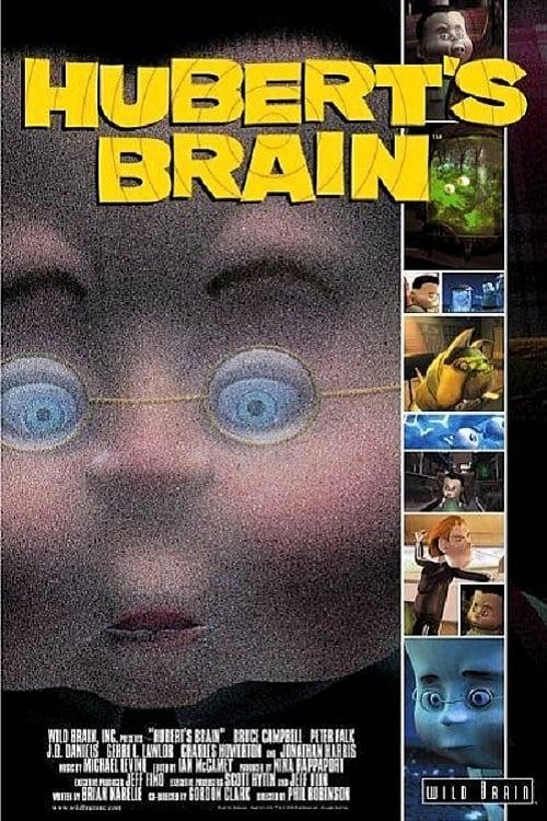 Filme Hubert's Brain Dublado Em Português
