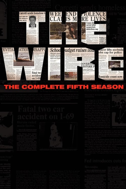 The Wire: Säsong 5