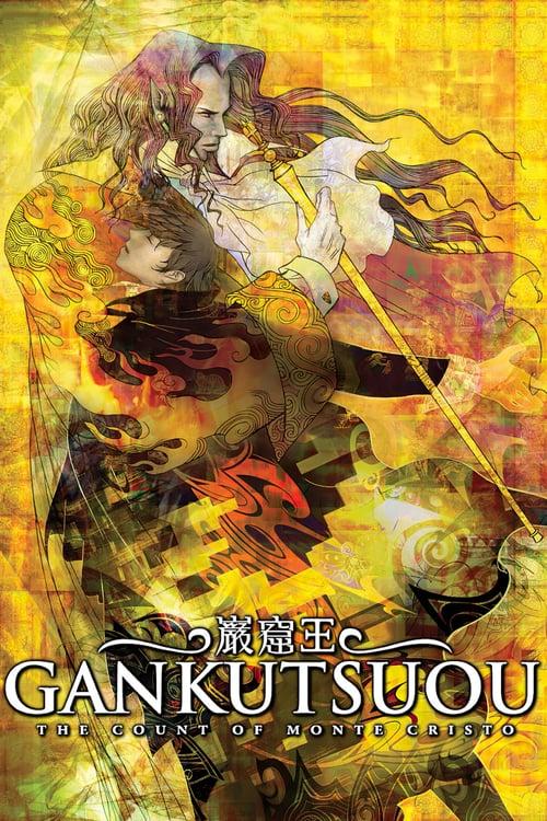Subtitles Gankutsuou (2004) in English Free Download | 720p BrRip x264