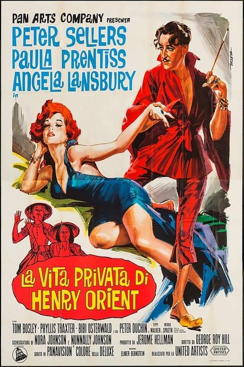 La vita privata di Henry Orient (1964)