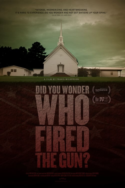 Did You Wonder Who Fired the Gun? (2017)
