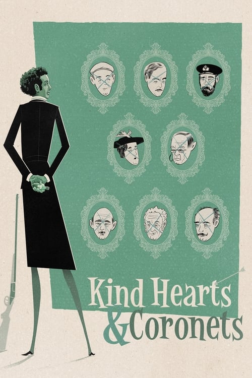 Download Kind Hearts and Coronets (1949) Movie Free Online