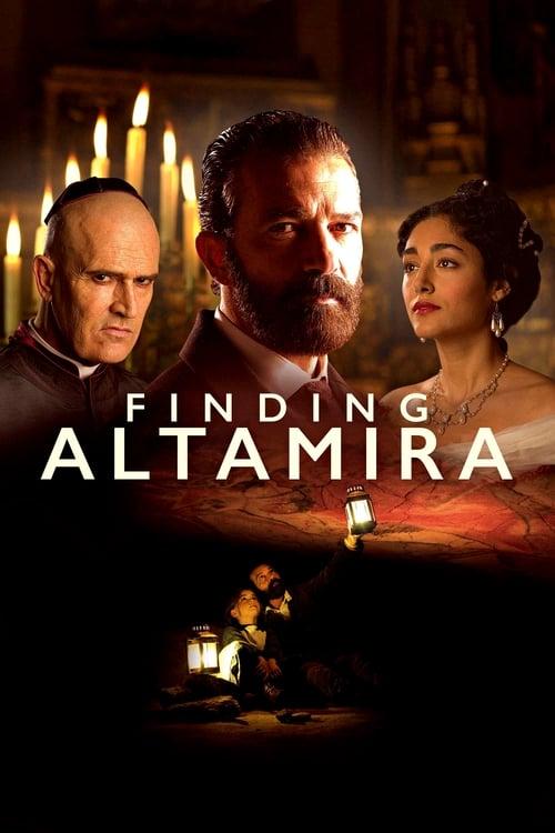 Finding Altamira (2016) Poster