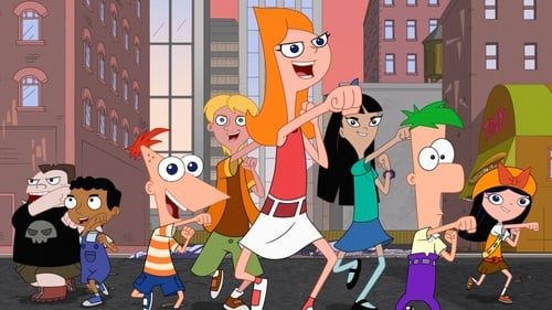 Phineas and Ferb The Movie: Candace Against the Universe / Fineasz i Ferb: Fretka kontra Wszechświat