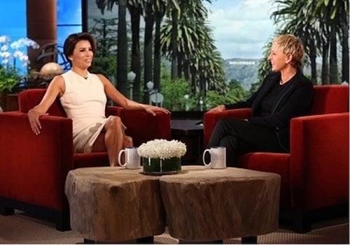 The Ellen DeGeneres Show: Season 9 – Episode Eve Longoria, Greyson Chance