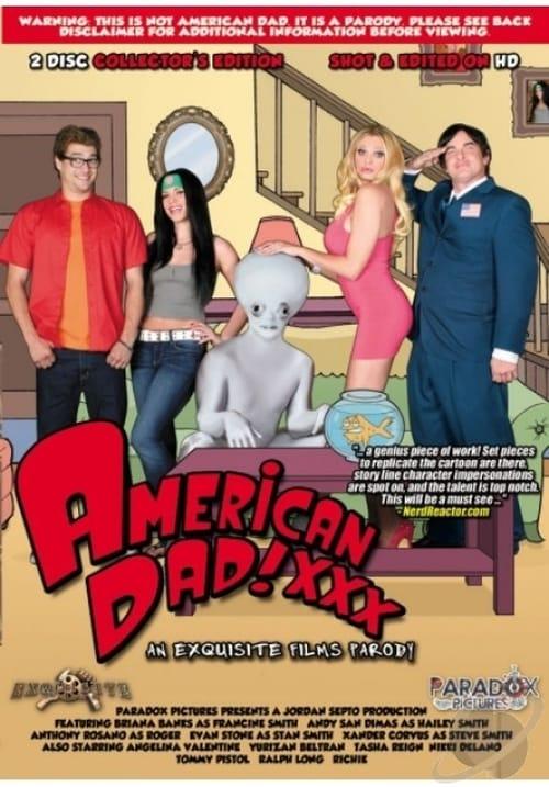 American Dad XXX Parody Online