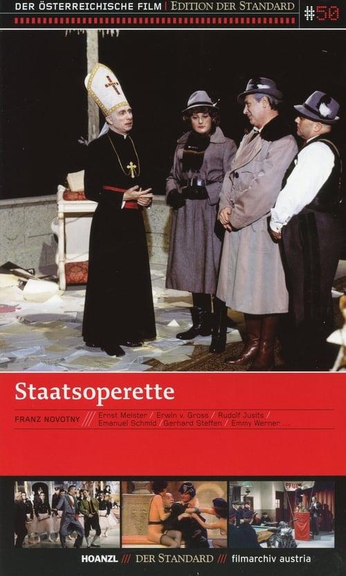 Regarder Le Film Staatsoperette En Français En Ligne