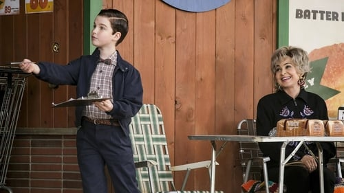 Young Sheldon: Season 2 – Episode A Loaf of Bread and a Grand Old Flag