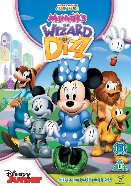 Mickey Mouse Clubhouse: Wizard of Dizz 2013