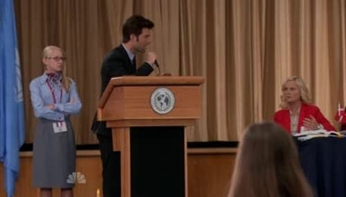 Parks and Recreation - Season 4 - Episode 7: The Treaty