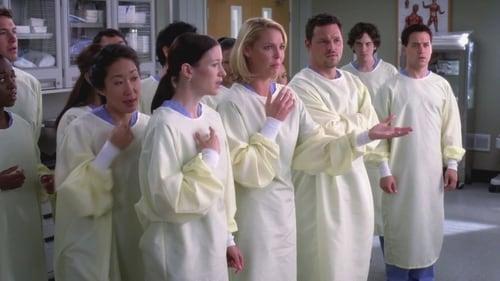 Grey's Anatomy - Season 5 - Episode 6: life during wartime