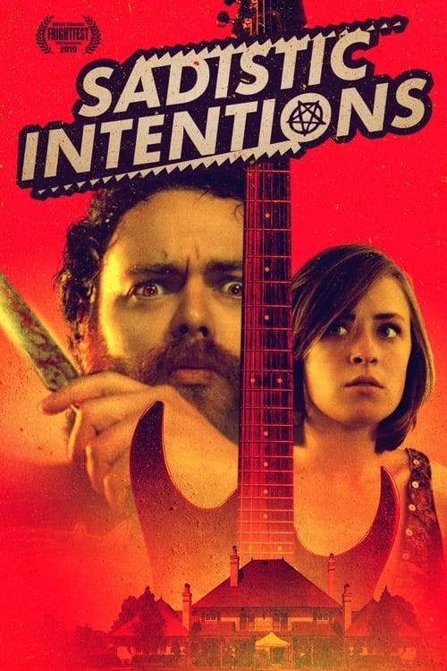 Sadistic Intentions Poster