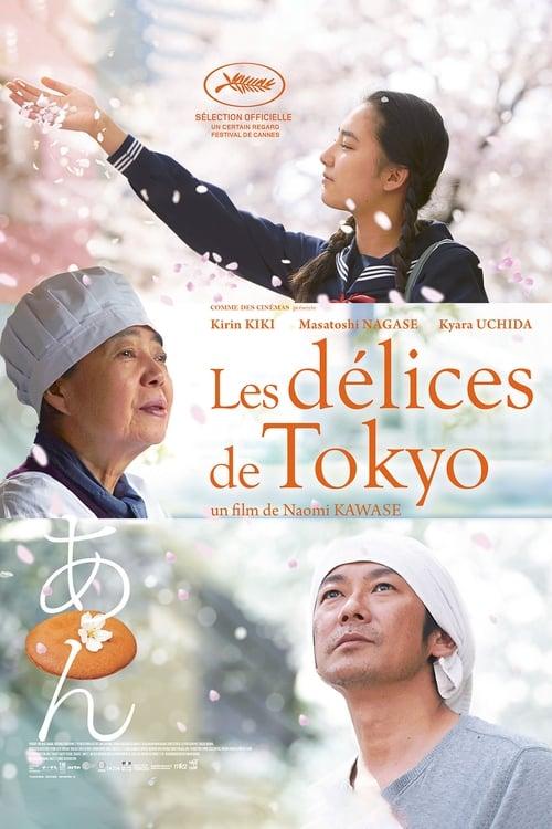 Les délices de Tokyo Film en Streaming HD