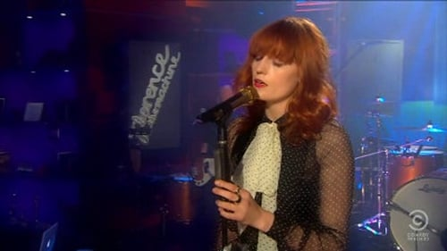 The Colbert Report: Season 7 – Episod Florence And The Machine