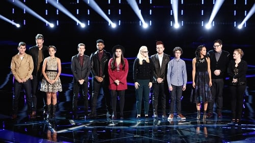The Voice: Season 9 – Épisode Live Top 12 Eliminations