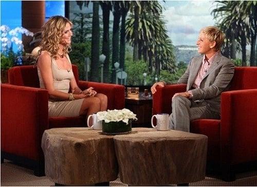 The Ellen DeGeneres Show: Season 9 – Episode Heidi Klum, Nancy Pelosi, LeAnn Rimes