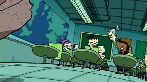 Invader Zim: Season 1 – Episode Germs