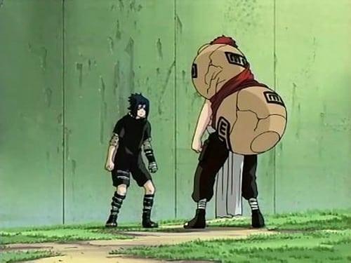 Naruto - Season 2 - Episode 66: Bushy Brow's Jutsu: Sasuke Style!