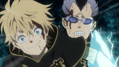 Black Clover: Season 1 – Episode The Pointlessly Direct Fireball and the Wild Lightning