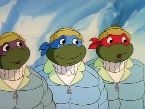 Teenage Mutant Ninja Turtles 1993 Amazon Video: Season 7 – Episode A Real Snow Job