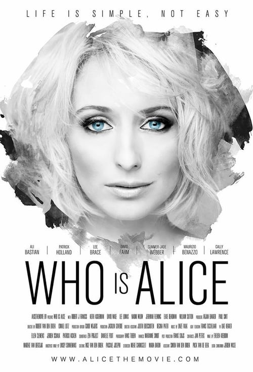 Who Is Alice? poster