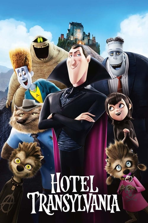 Nonton Drama Korea Hotel Transylvania (2012)