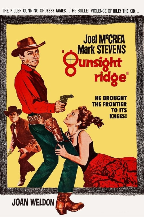 Streaming Gunsight Ridge (1957) Movie Free Online
