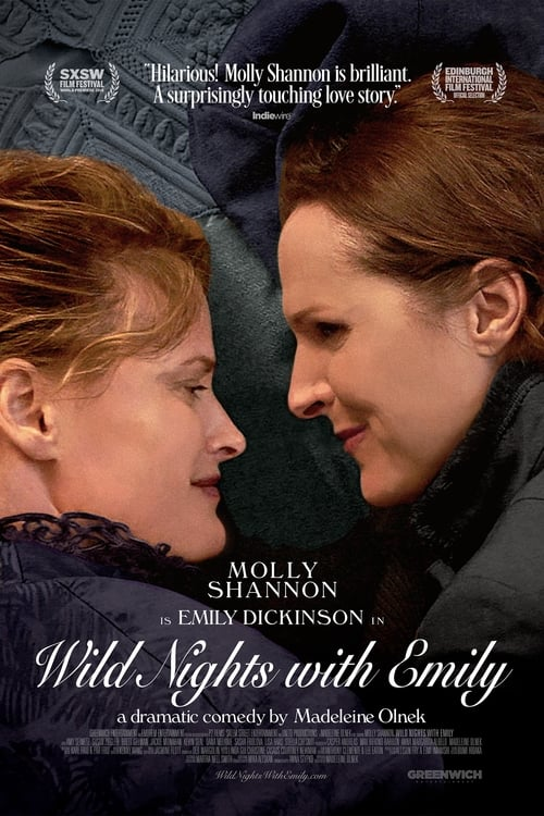 Regardez ஜ Wild Nights with Emily Film en Streaming HD