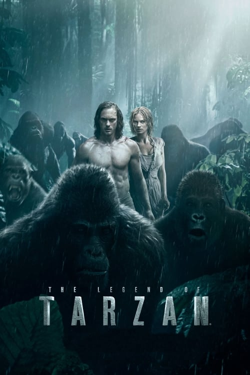 The Legend Of Tarzan - Poster