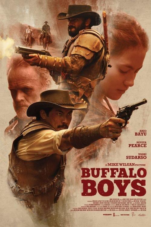 Película Buffalo Boys Gratis