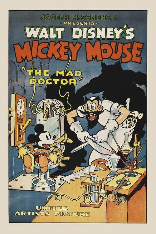 Película Mickey Mouse: El doctor loco En Buena Calidad Hd