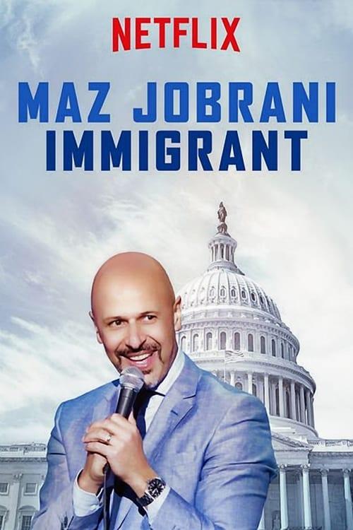 Filme Maz Jobrani: Immigrant Com Legendas Em Português