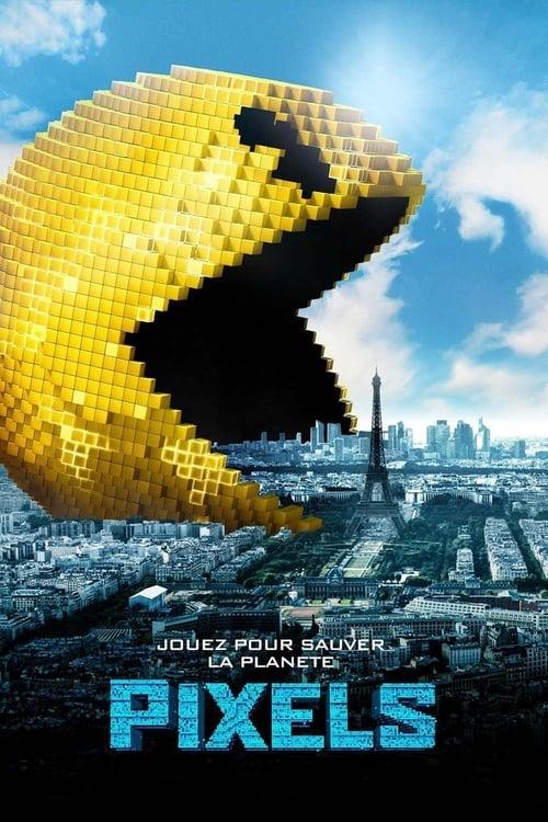 Voir Pixels (2015) streaming reddit VF