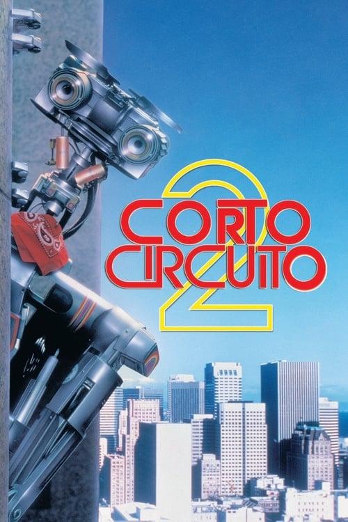 Corto circuito 2 (1988)