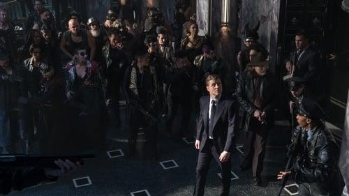 Legend of Dark Knight: The Trial of James Gordon