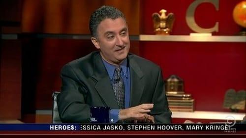 The Colbert Report: Season 7 – Episod Nassir Ghaemi