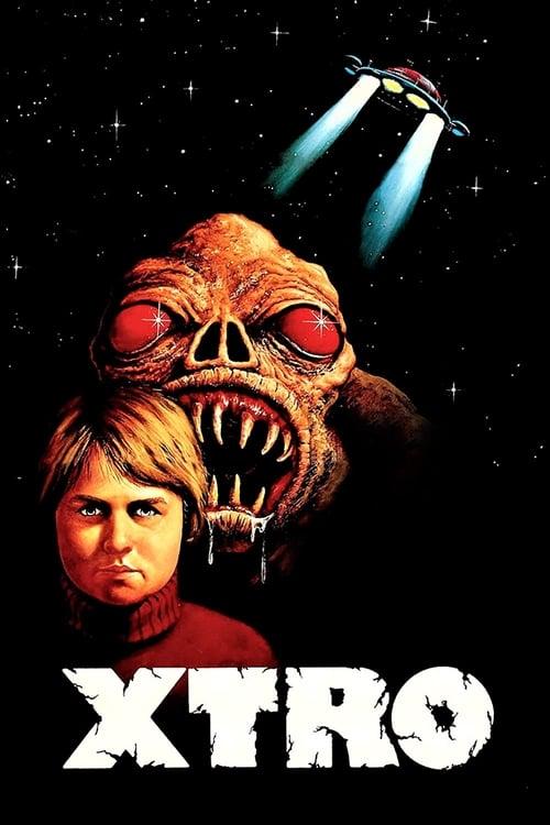 Poster von X-Tro - Nicht alle Außerirdischen sind freundlich