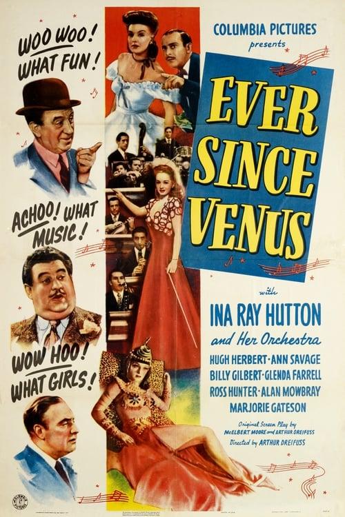Ver pelicula Ever Since Venus Online