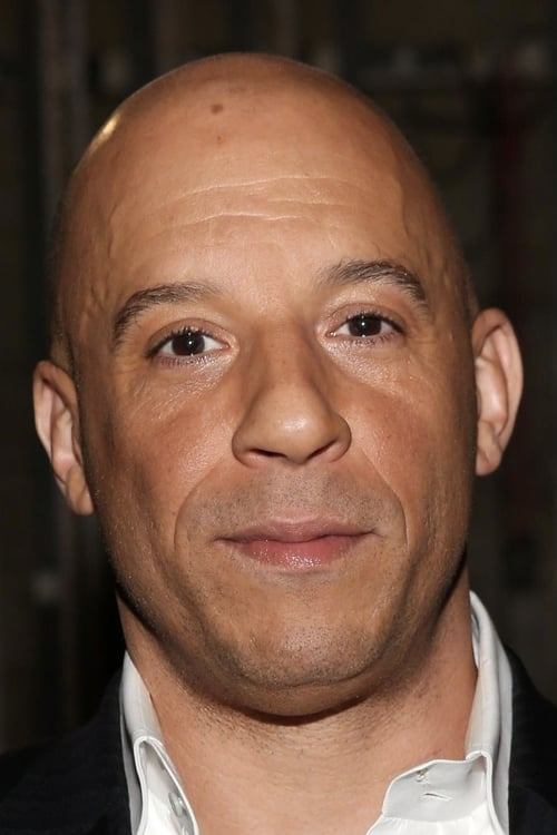 Largescale poster for Vin Diesel