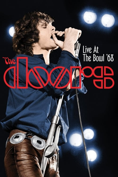 The Doors: Live at the Bowl '68 (2012) Poster