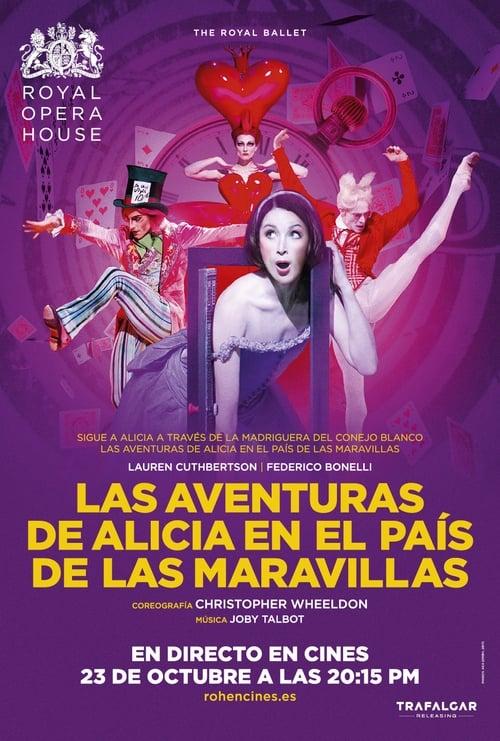 Imagen Ballet en directo:Las aventuras de Alicia en el país de las maravillas