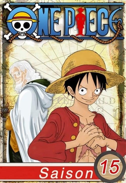 One Piece: Saison 15