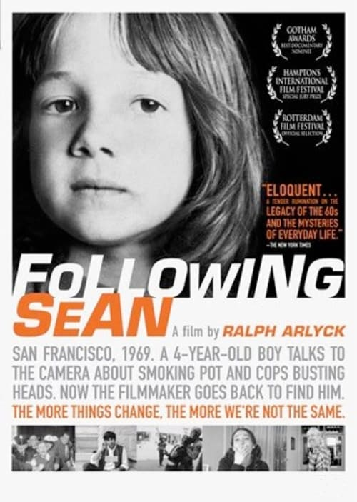 Following Sean (2006) Poster