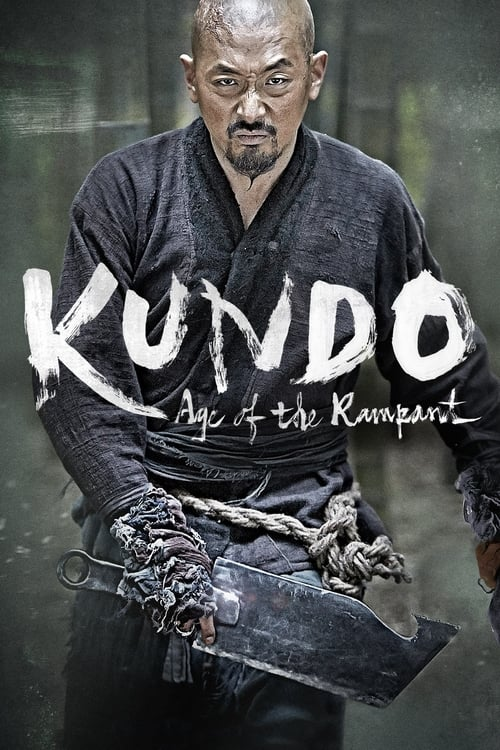Kundo: Age of the Rampant (2014) Hindi ORG Dual Audio 750MB BluRay 720p HEVC ESubs Free Download
