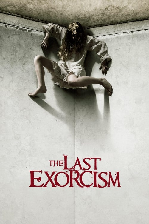 Poster for the movie, 'The Last Exorcism'