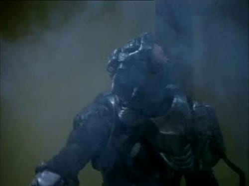 Space Precinct: Season 1 – Episode Time to Kill