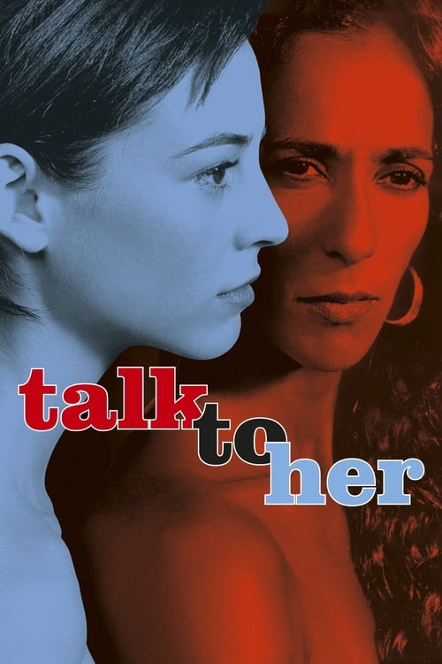 The poster of Talk to Her
