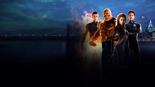 Fantastic Four - 4 times the action. 4 times the adventure. 4 times the fantastic. - Azwaad Movie Database