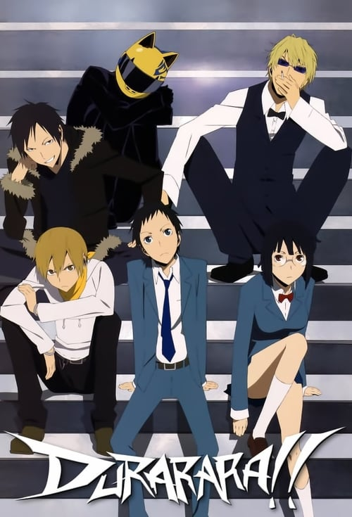 Watch streaming Durarara!!